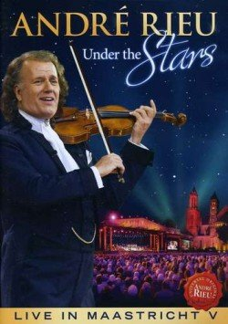 Image of   Andre Rieu - Under The Stars - Live In Maastricht V - DVD - Film