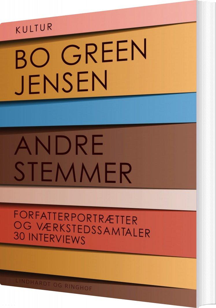 Image of   Andre Stemmer - Bo Green Jensen - Bog