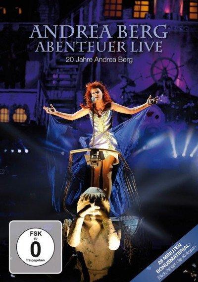 Image of   Andrea Berg Abenteuer - Live - DVD - Film
