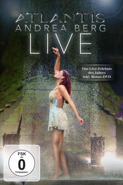 Image of   Andrea Berg - Atlantis - Live 2014 - DVD - Film
