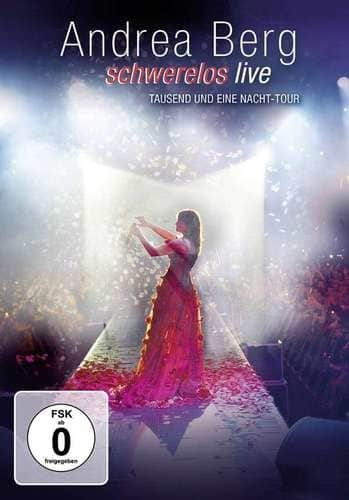Image of   Andrea Berg - Schwerelos Live - DVD - Film