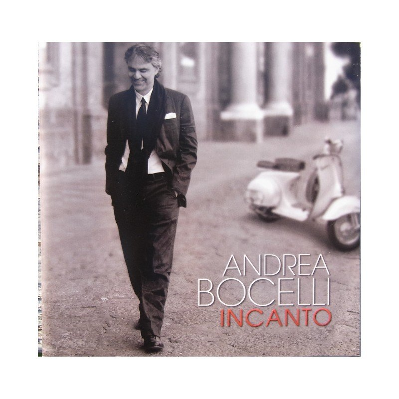 Image of   Andrea Bocelli - Incanto - CD