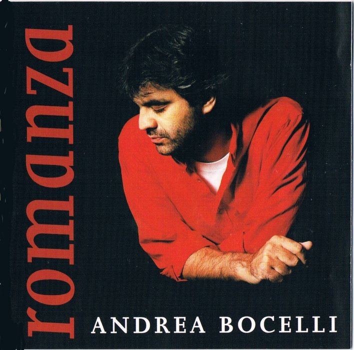 Image of   Andrea Bocelli - Romanza - CD