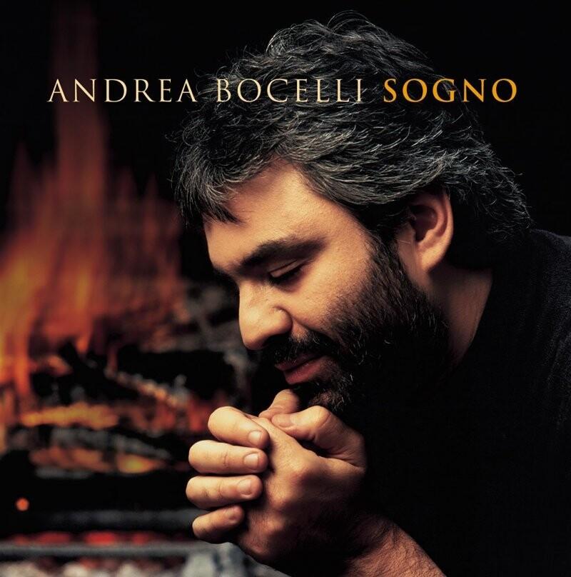 Image of   Andrea Bocelli - Sogno - CD