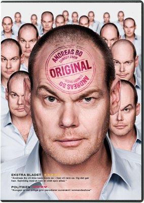 Image of   Andreas Bo - Original - DVD - Film