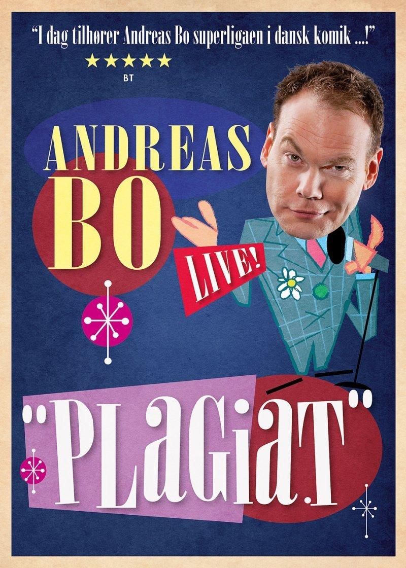 Image of   Andreas Bo - Plagiat - DVD - Film