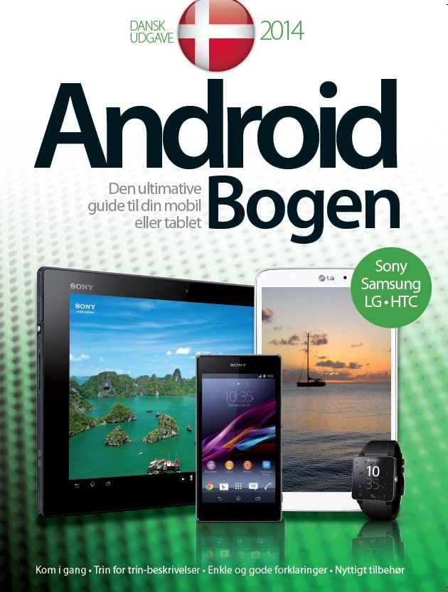Image of   Android Boken 2014 - Line Therkelsen - Bog