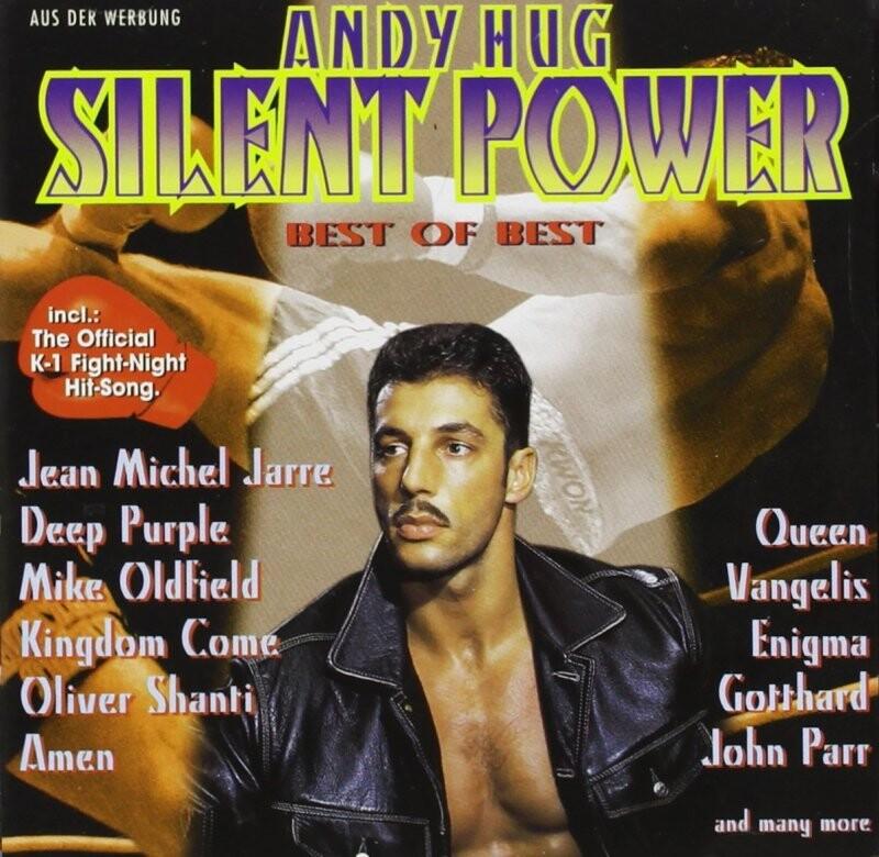 Image of   Andy Hug - Silent Power - CD