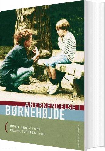 Image of   Anerkendelse I Børnehøjde - Jacob Storch - Bog