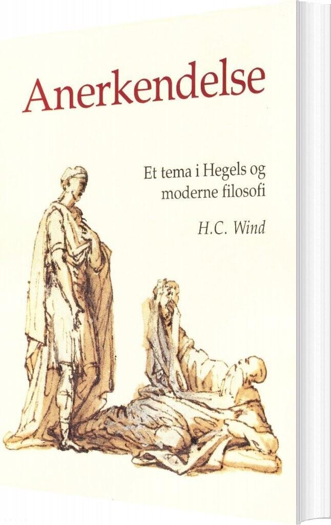 Billede af Anerkendelse - H. C. Wind - Bog