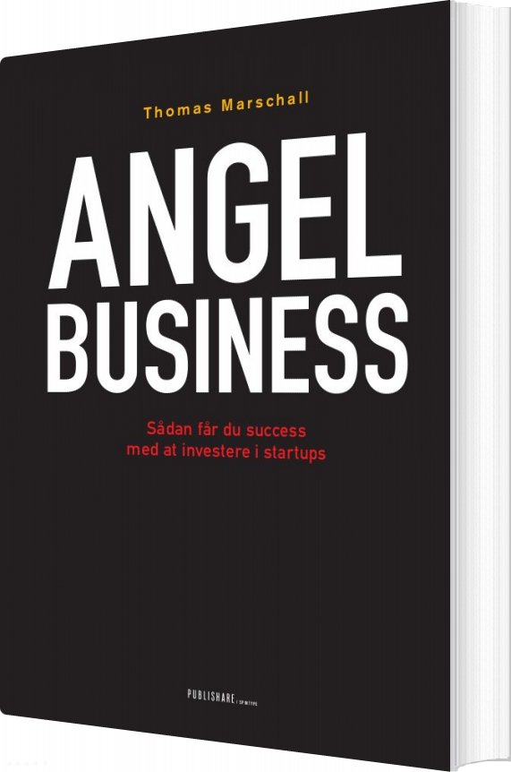 Image of   Angel Business - Thomas Marschall - Bog