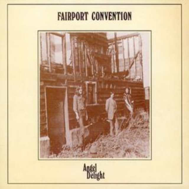 Image of   Fairport Convention - Angel Delight - CD