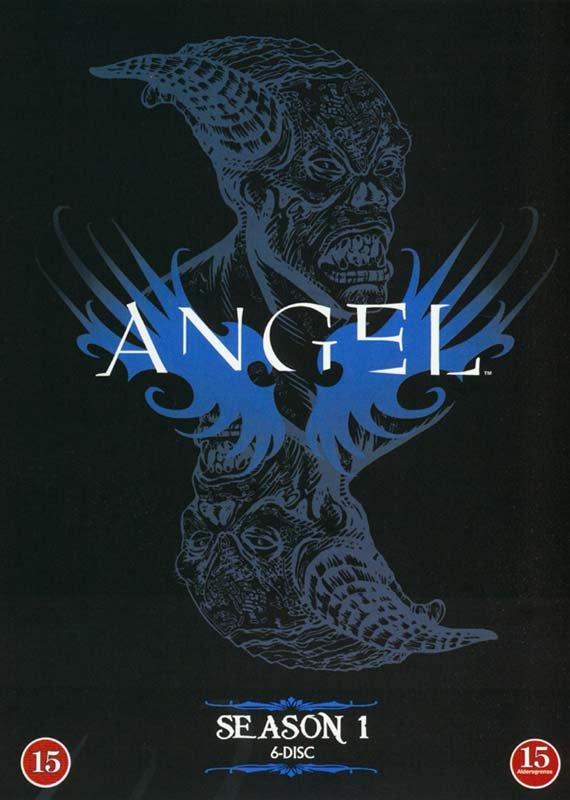 Image of   Angel - Sæson 1 - DVD - Tv-serie