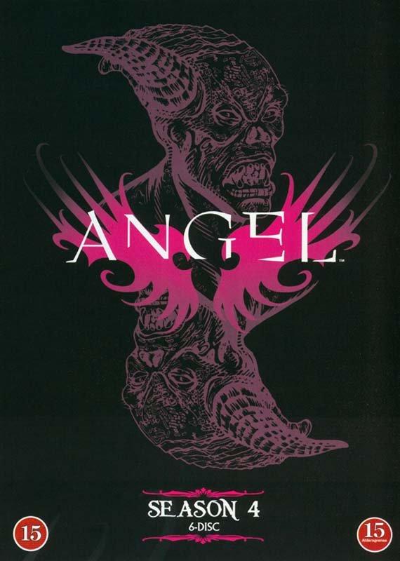 Billede af Angel - Sæson 4 - DVD - Tv-serie