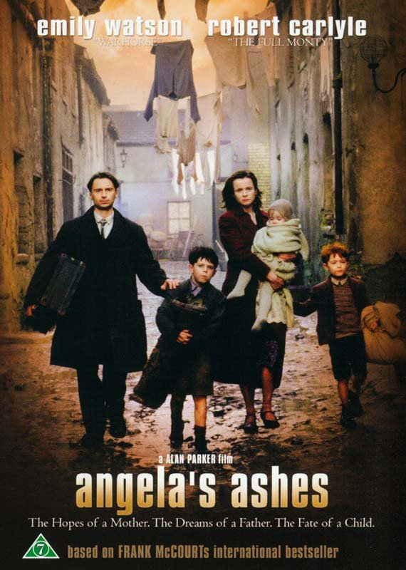 Image of   Angelas Ashes - DVD - Film
