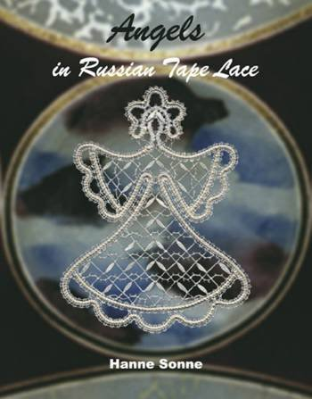 Image of   Angels In Russian Tape Lace - Hanne Sonne - Bog