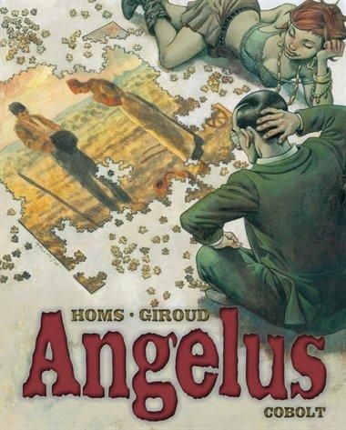 Image of   Angelus - José Homs - Tegneserie