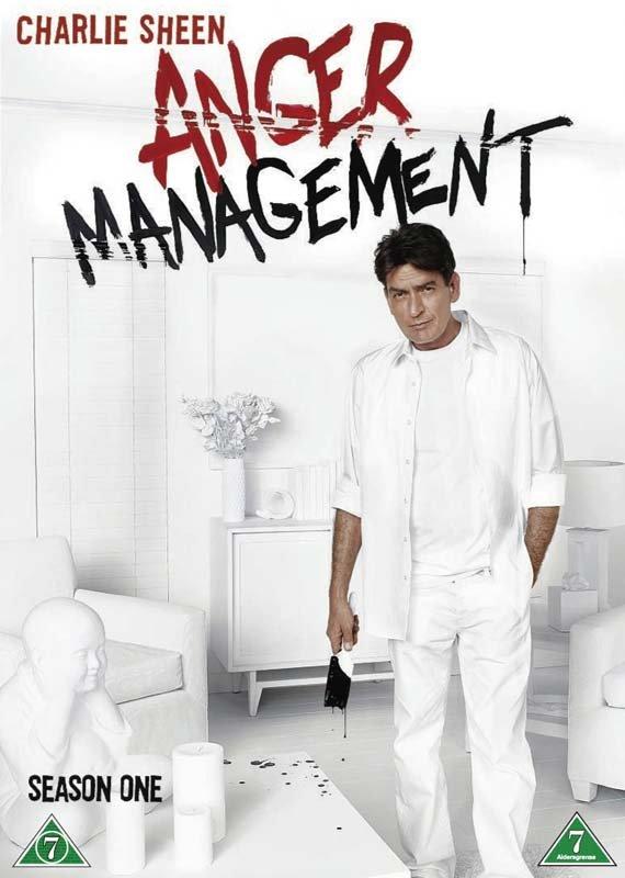 Image of   Anger Management - Sæson 1 - DVD - Tv-serie