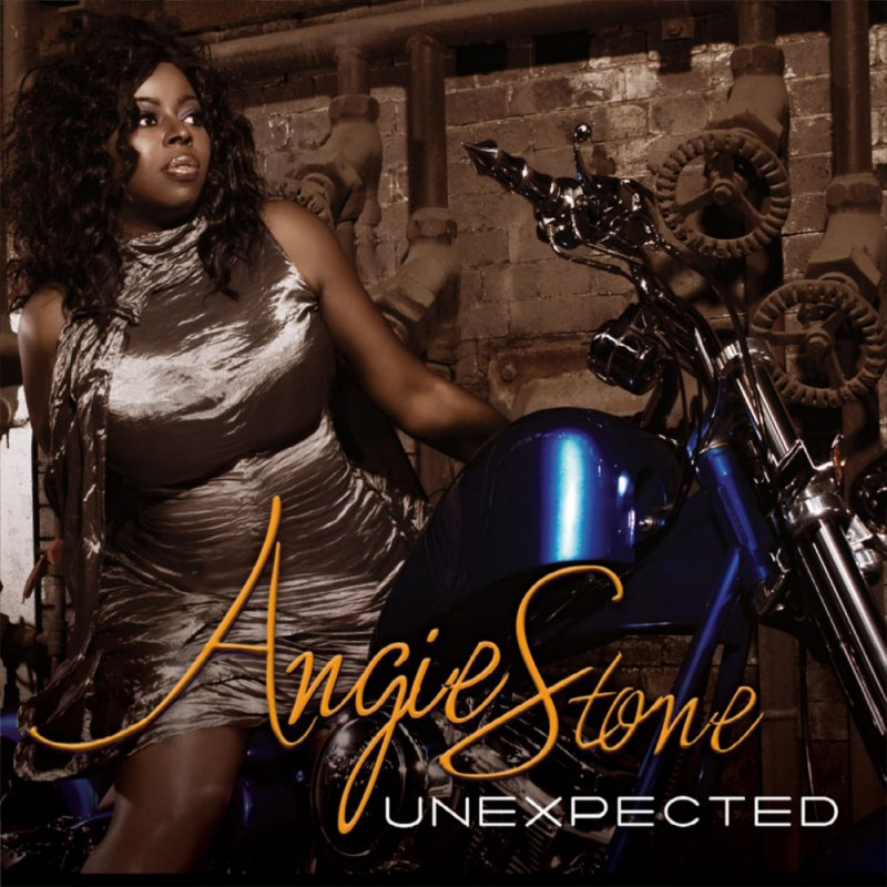 Image of   Angie Stone - Unexpected - CD