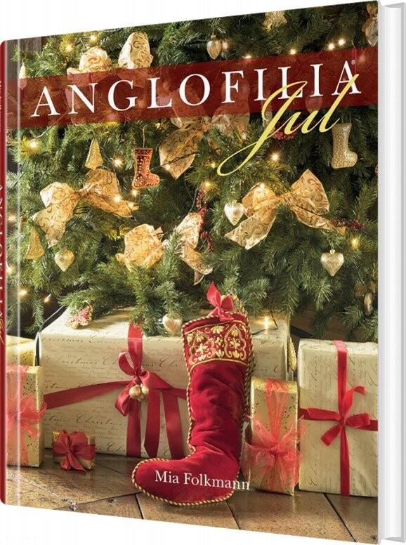 Image of   Anglofilia Jul - Mia Folkmann - Bog