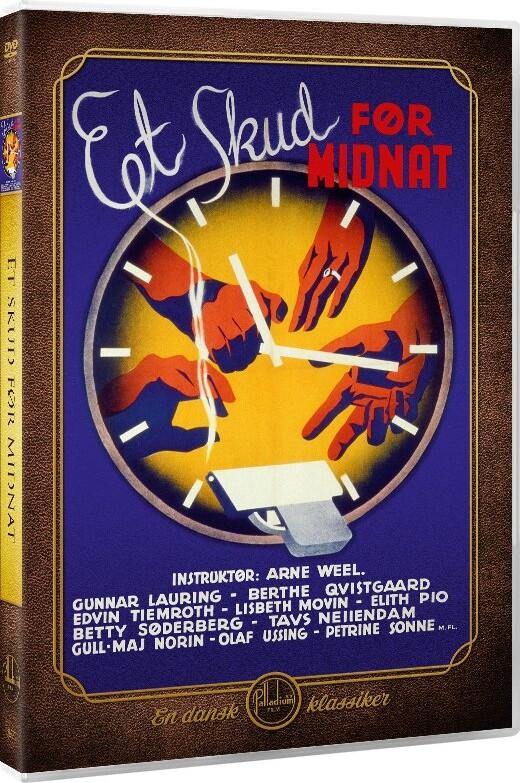 Image of   Et Skud Før Midnat - DVD - Film