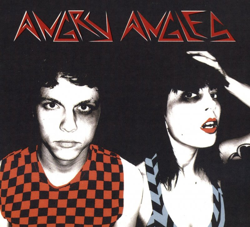 Image of   Angry Angels - Angry Angels - CD