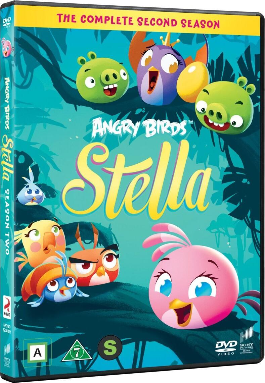 Image of   Angry Birds: Stella - Sæson 2 - DVD - Film