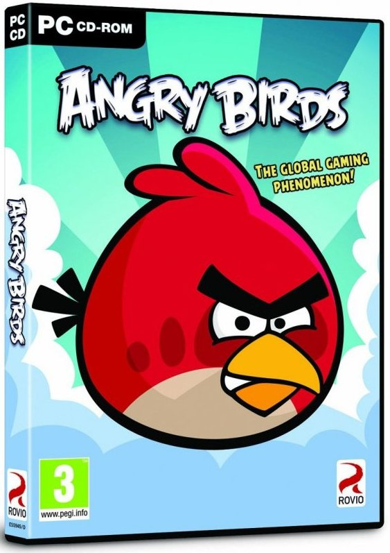 Image of   Angry Birds - PC