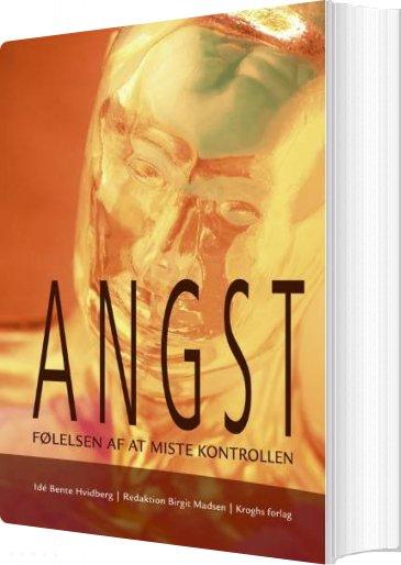 Billede af Angst - Følelsen Af At Miste Kontrollen - Birgit Madsen - Bog
