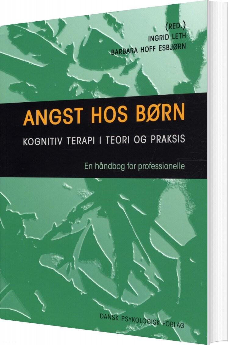 Billede af Angst Hos Børn - Per Hove Thomsen - Bog