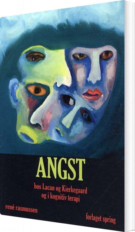 Billede af Angst - René Rasmussen - Bog