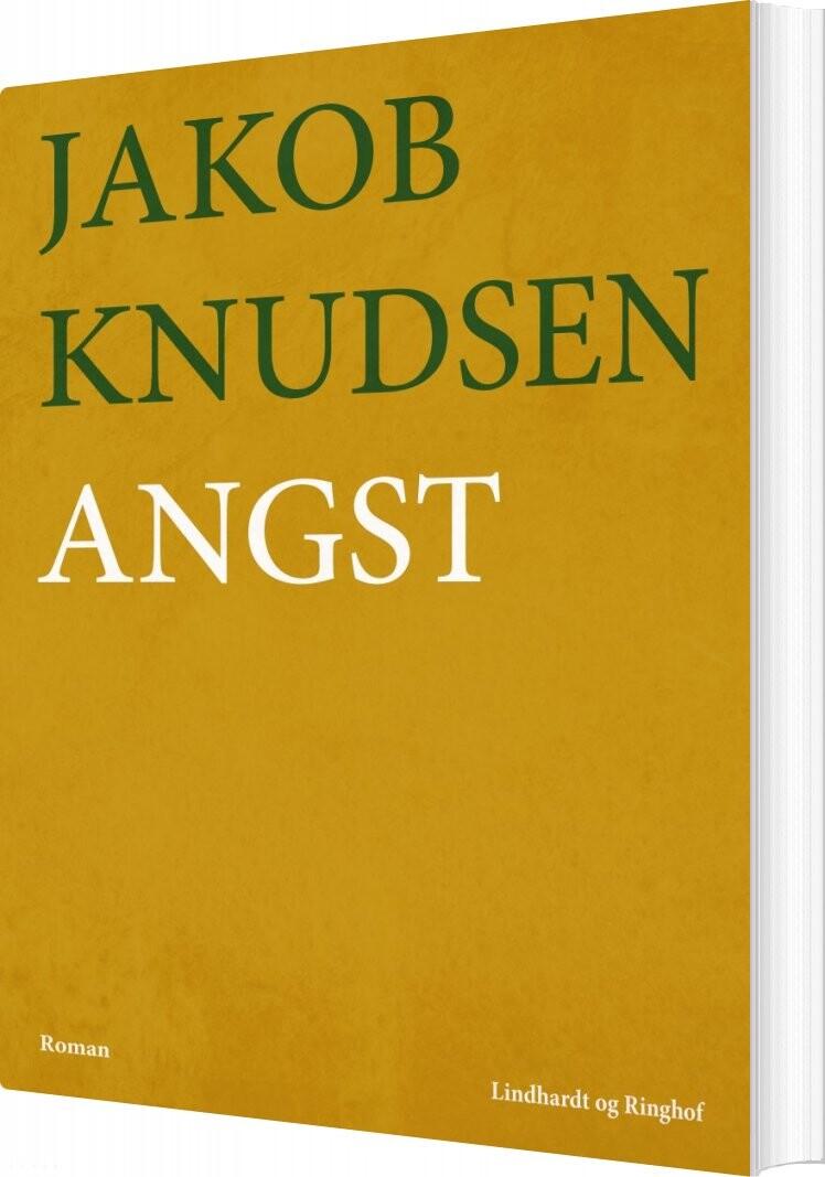 Image of   Angst - Jakob Knudsen - Bog