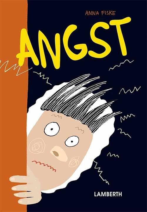 Image of   Angst - Anna Fiske - Bog