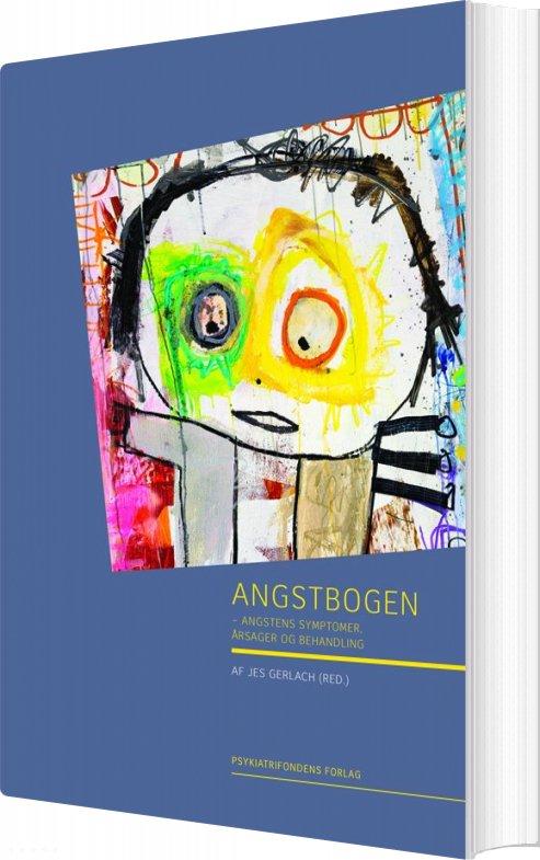 Image of   Angstbogen - Jes Gerlach - Bog