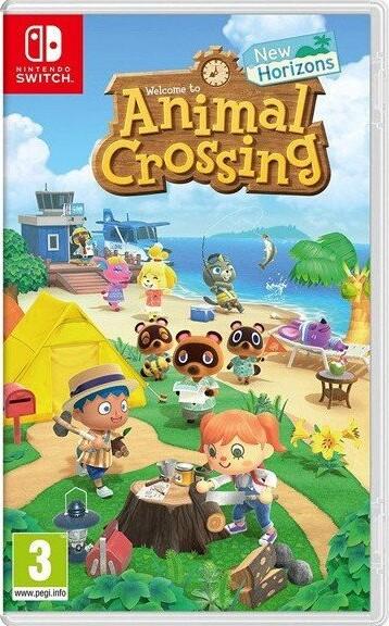Image of   Animal Crossing: New Horizons - Nintendo Switch