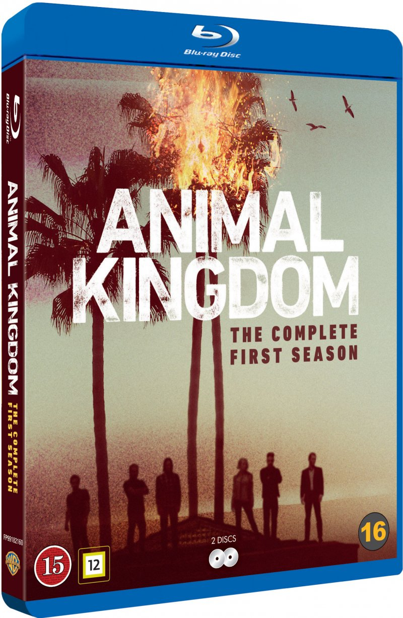 Animal Kingdom - Sæson 1 - Blu-Ray - Tv-serie