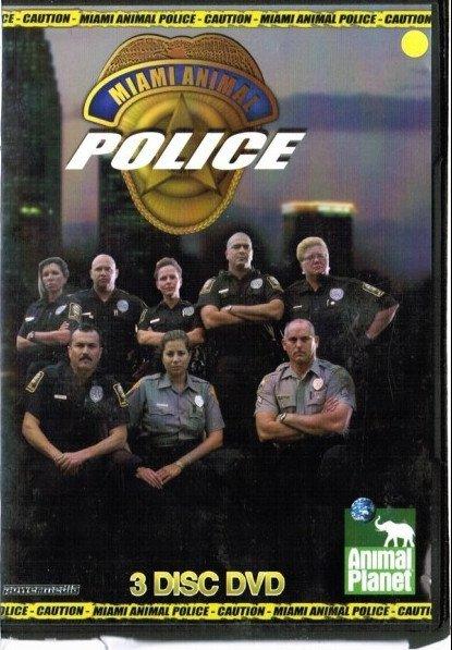 Image of   Animal Planet - Miami Animal Police - DVD - Tv-serie
