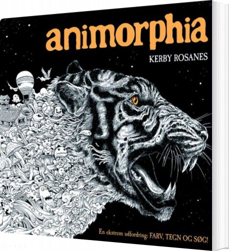 Image of   Animorphia - Kerby Rosanes - Bog