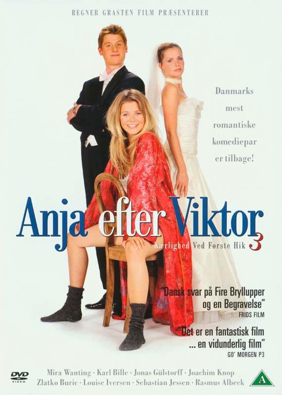 Image of   Anja Efter Viktor - DVD - Film