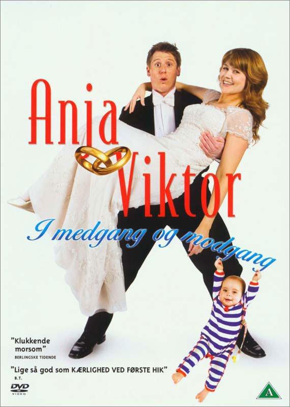 Billede af Anja Og Viktor - I Medgang Og Modgang - DVD - Film