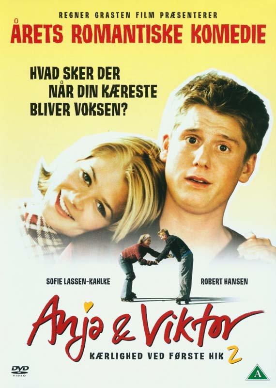 Image of   Anja Og Viktor - Kærlighed Ved Første Hik 2 - DVD - Film