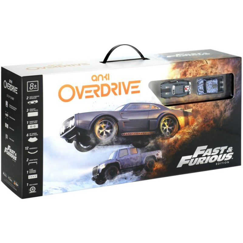 Image of   Anki Overdrive Fast & Furious Edition Start Kit