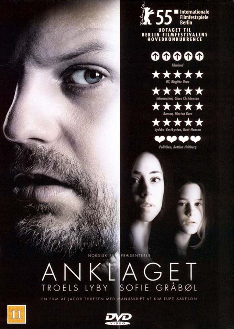 Image of   Anklaget - DVD - Film
