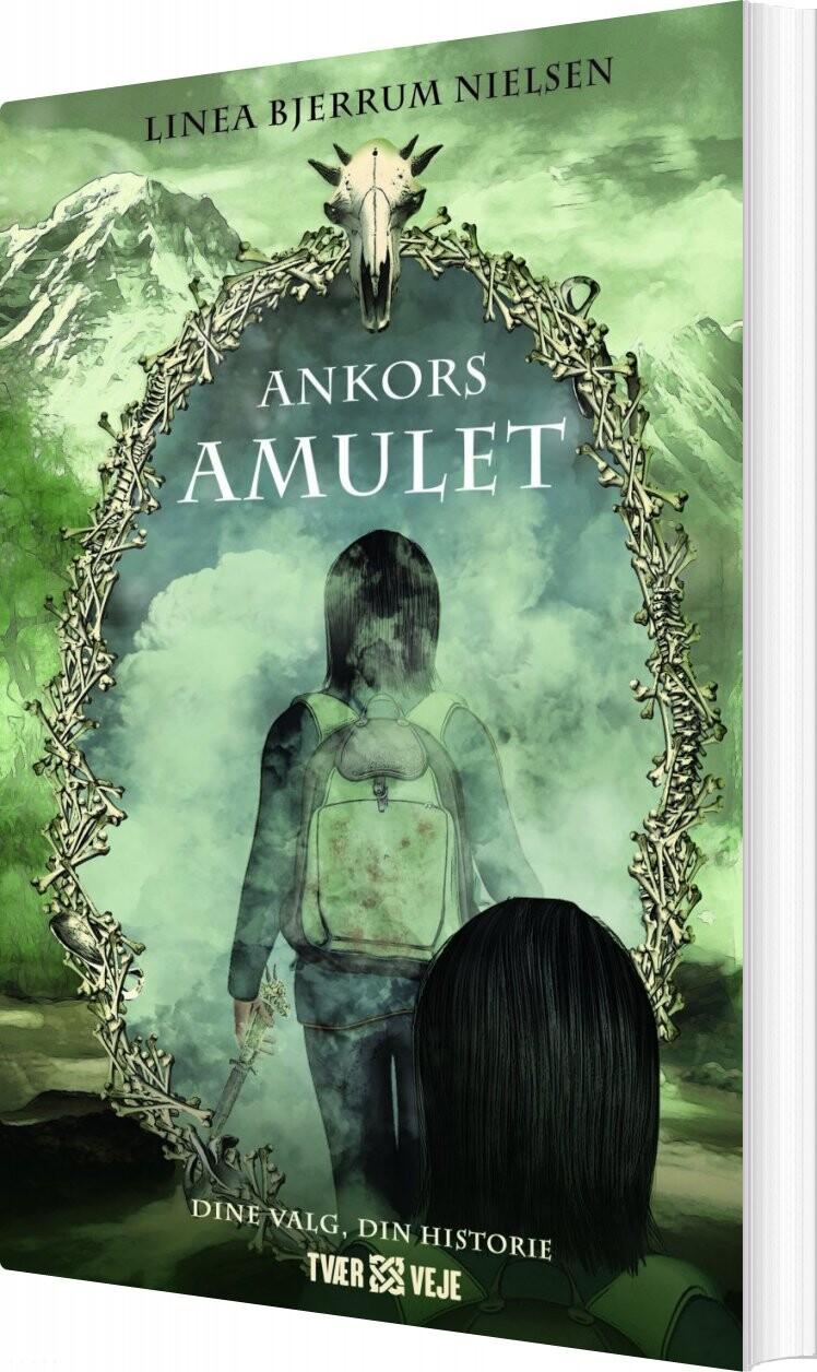 Image of   Ankors Amulet - Linea Bjerrum Nielsen - Bog
