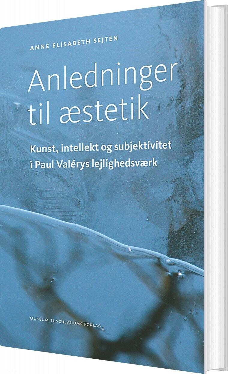 Image of   Anledninger Til æstetik - Anne Elisabeth Sejten - Bog