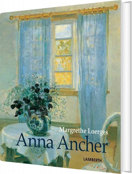 Image of   Anna Ancher - Margrethe Loerges - Bog