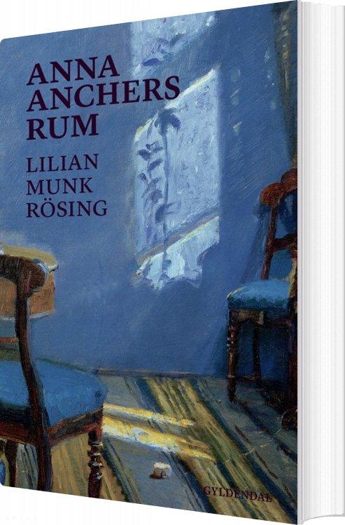 Image of   Anna Anchers Rum - Lilian Munk Rösing - Bog