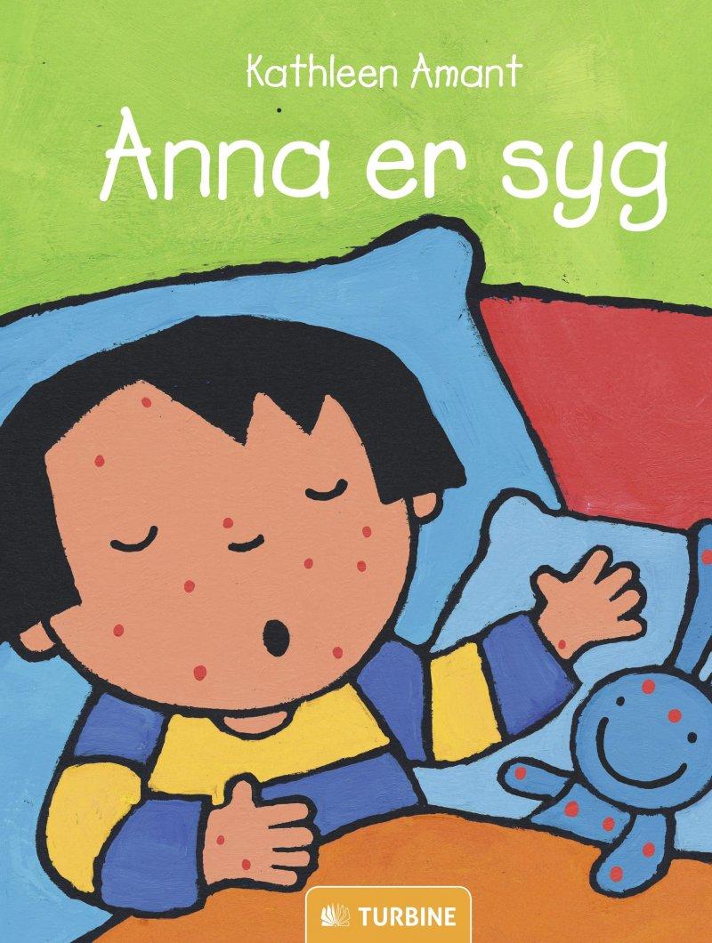 Image of   Anna Er Syg - Kathleen Amant - Bog