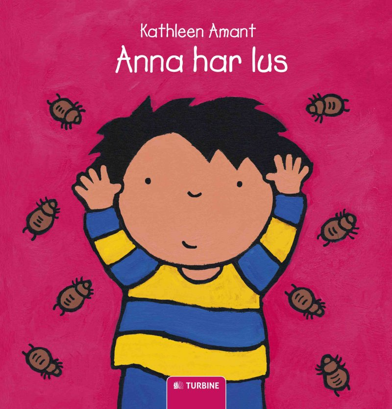 Image of   Anna Har Lus - Kathleen Amant - Bog