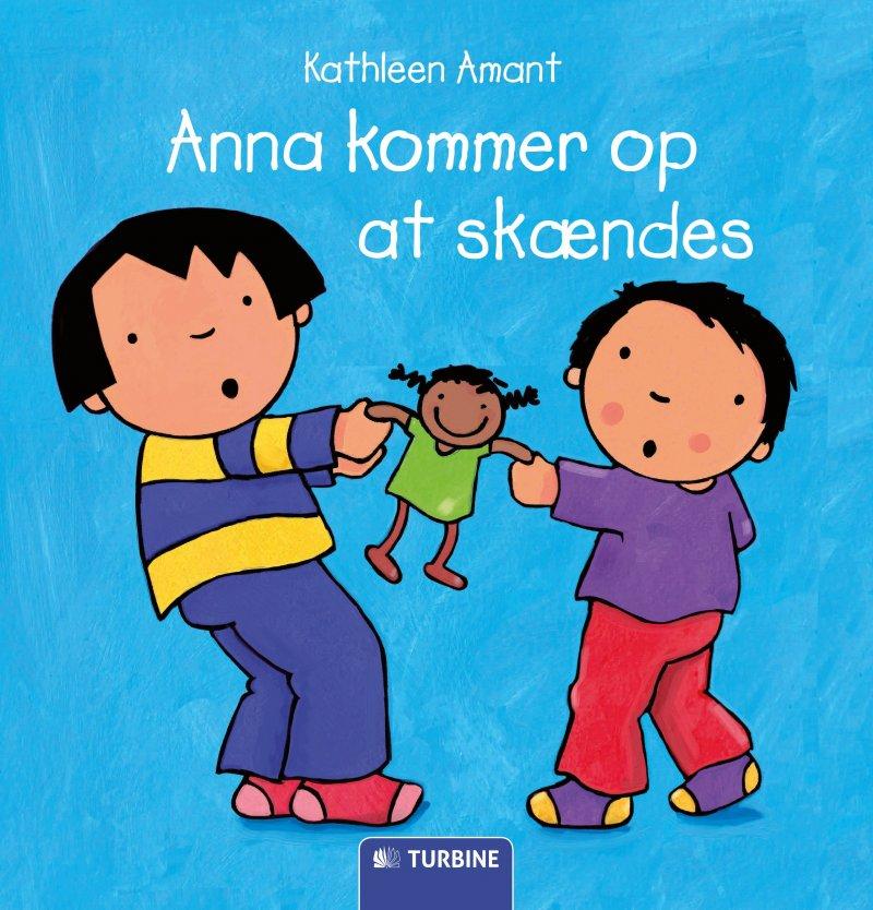 Image of   Anna Kommer Op At Skændes - Kathleen Amant - Bog
